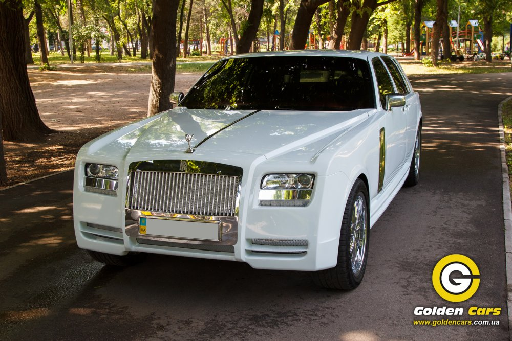 Rolls-Royce Phantom реплика фото 4